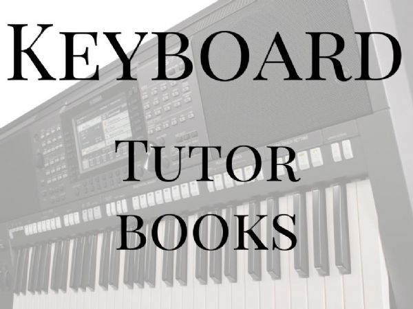 Keyboard Tutor Books